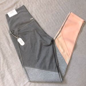 aerie colour block leggings